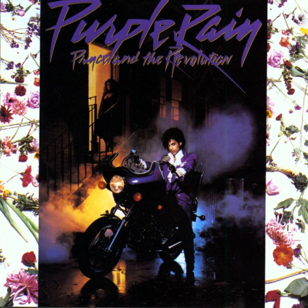 Purple Rain (Soundtrack from the Motion Picture) by Prince & The Revolution