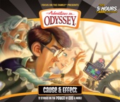 #52: Cause and Effect - Adventures in Odyssey Cover Art
