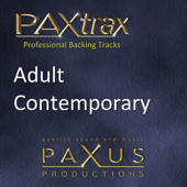 Paxtrax Professional Backing Tracks: Adult Contemporary
