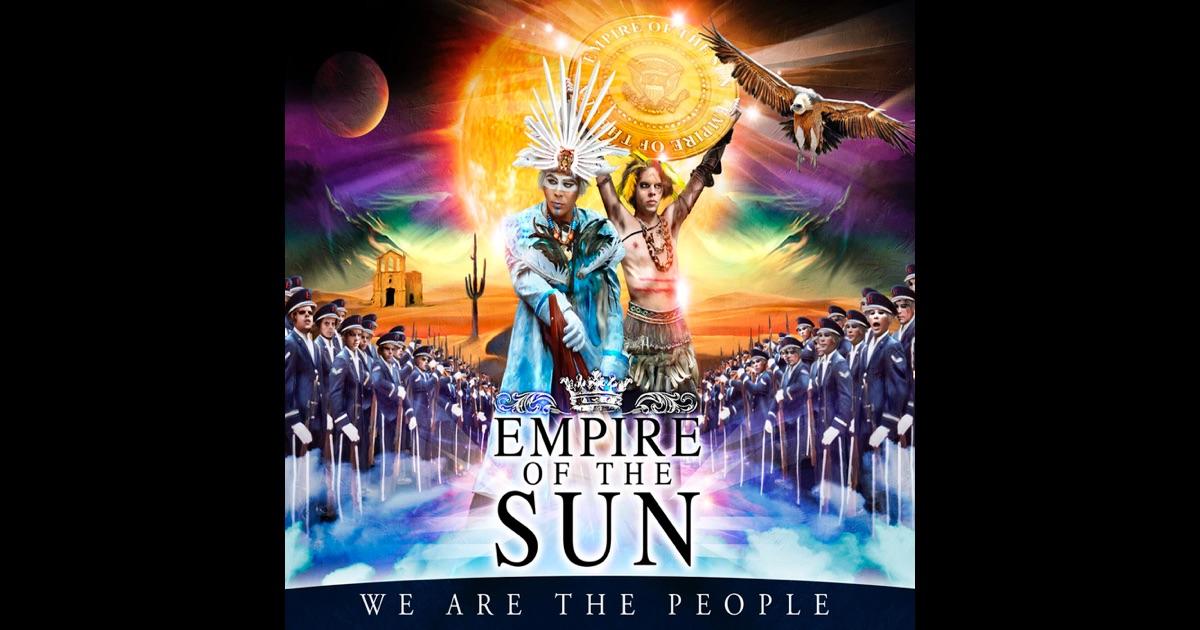 empire of the sun discography
