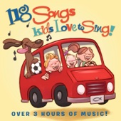 Kids Choir - 118 Songs Kids Love to Sing artwork