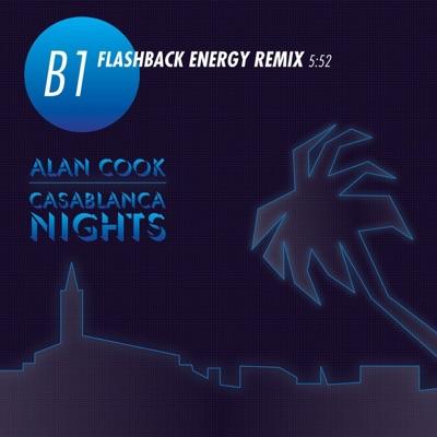 COOK, Alan - Casablanca Nights