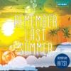 Remember Last Summer, Various Artists