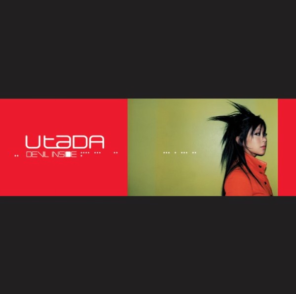 Devil Inside - Club Mixes Utada Hikaru CD cover