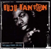 Buju Banton - The Only Man artwork