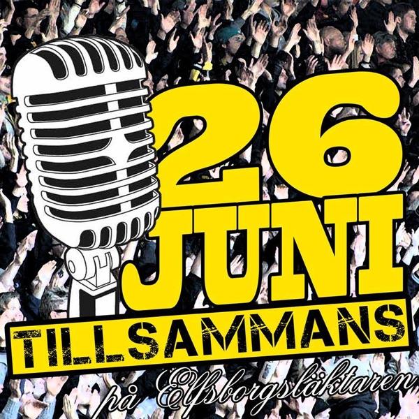 """Elfsborgspodden - """"26 juni"""""""
