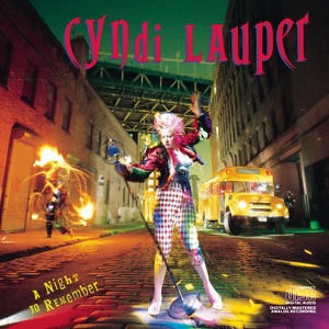 Cyndi Lauper - I Don't Want to Be Your Friend