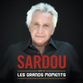 Michel Sardou - Les grands môments - Best of Michel Sardou Grafik