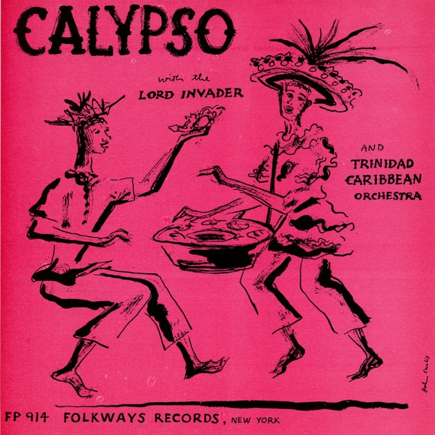 Lord Invader Calypso In New York