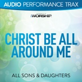 Christ Be All Around Me (Audio Performance Trax) - EP cover art