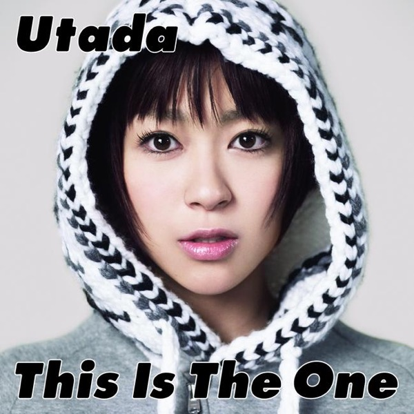 This Is the One Utada Hikaru CD cover