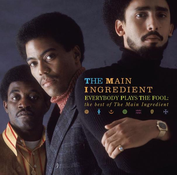 The Best of the Main Ingredient by The Main Ingredient