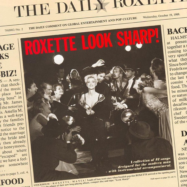 Look Sharp! (Deluxe Version) by Roxette