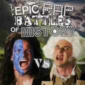 George Washington vs William Wallace - Single cover art