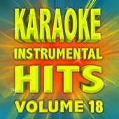 Teardrops (In the Style of Womack & Womack) [Karaoke Version Instrumental Playback Backing Track]