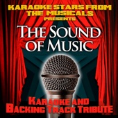 Karaoke Stars from the Musicals Presents - The Sound of Music - EP