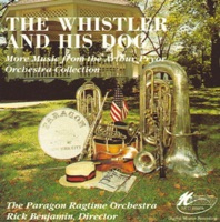 Picture of The Whistler And His Dog by Rick Benjamin & The Paragon Ragtime Orchestra