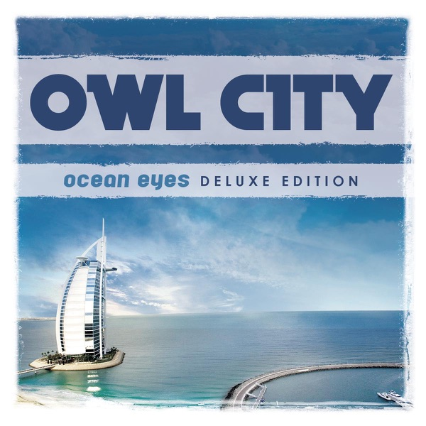 Ocean eyes album cover by owl city for Covers from the ocean