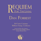 Dan Forrest: Requiem for the Living - Bel Canto Company & Welborn Young Cover Art