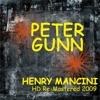 The Music From Peter Gunn - HD Re-Mastered 2009 ジャケット写真
