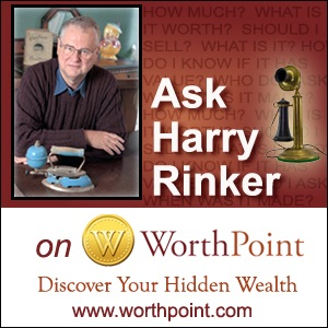 Ask Harry Rinker on WorthPoint