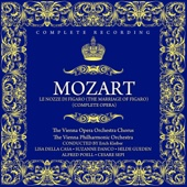 Wolfgang Amadeus Mozart - Le Nozze Di Figaro (The Marriage of Figaro) (Complete Opera) - EP