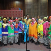 Joepraize - Mighty God Remix (feat. Soweto Gospel Choir) artwork