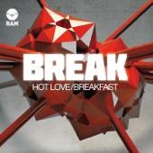 Hot Love / Breakfast - Single cover art