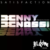 Satisfaction (Benny Benassi Presents the Biz) [RL Grime Remix] - Single cover art