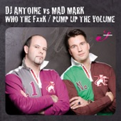 Pump Up the Volume - EP
