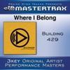 Where I Belong (Performance Tracks) - EP