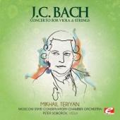 Concerto for Viola & Strings: I