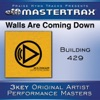 Walls Are Coming Down (Performance Tracks) - EP