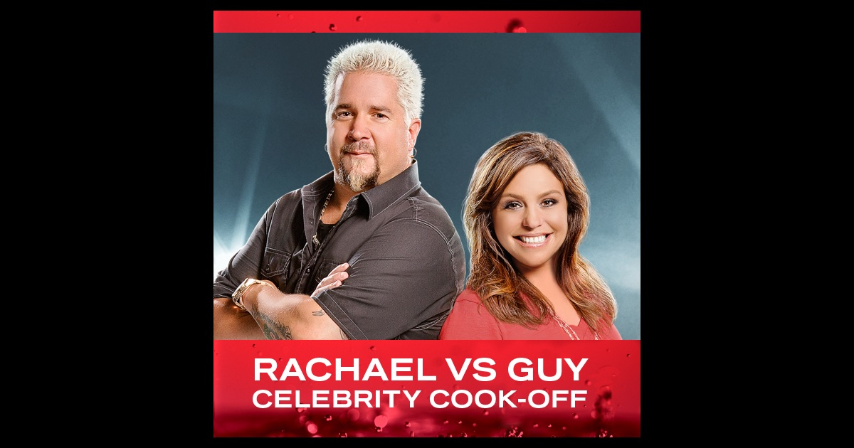 Rachael vs Guy: Celebrity Cook Off | Watch Full Episodes ...