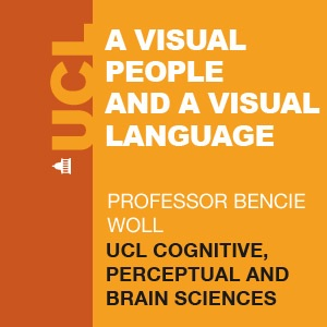 A visual people and a visual language - audio