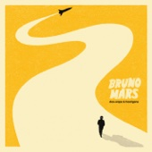 Bruno Mars - Doo-Wops & Hooligans illustration