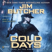 Jim Butcher - Cold Days: The Dresden Files, Book 14 (Unabridged)  artwork