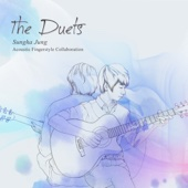 Jung Sungha & Shun Komatsubara - Shape of My Heart artwork