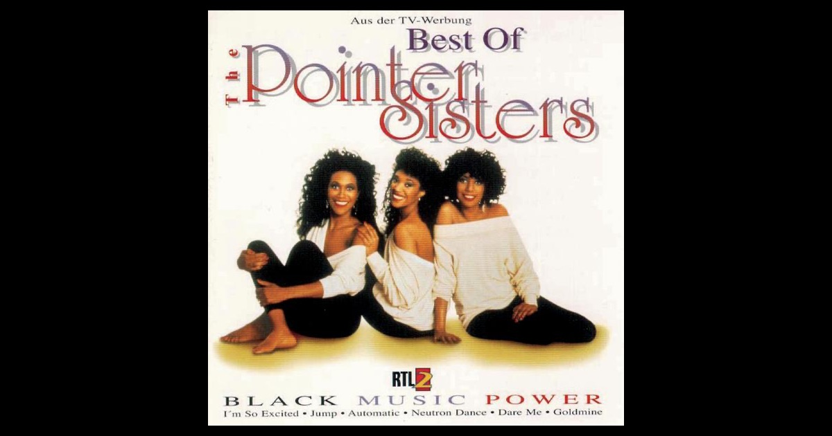 Im So Excited 12 Remix by The Pointer Sisters on