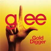 Gold Digger (Glee Cast Version) - Single