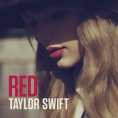 Taylor Swift - Red  artwork