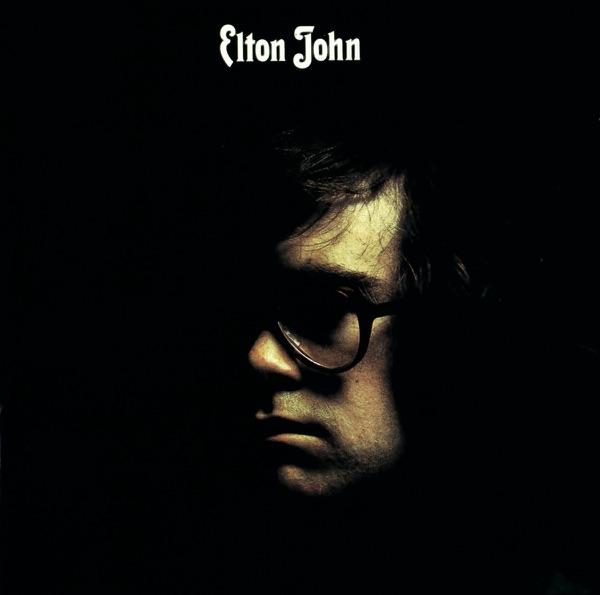Elton John Elton John CD cover