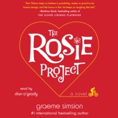 The Rosie Project: A Novel (Unabridged) - Graeme Simsion Cover Art
