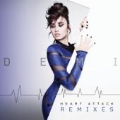 Heart Attack Remixes - Single cover art