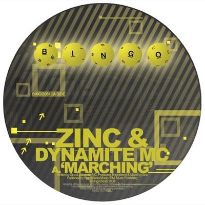 DJ ZINC - Marching