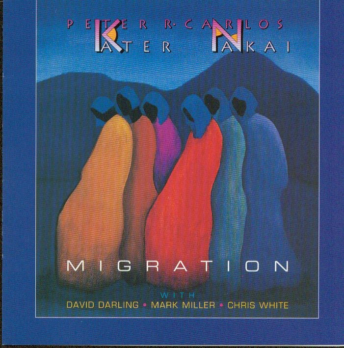Migration by Peter Kater & R. Carlos Nakai on iTunes