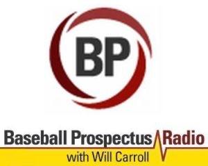 Baseball Prospectus Radio Podcast