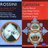 Rossini: Cantatas Vol. 2, Cecilia Bartoli, Coro Filarmonico della Scala, Elisabetta Scano, Juan Diego Flórez, Orchestra Filarmonica della Scala, Paul Austin Kelly & Riccardo Chailly