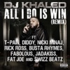 All I Do Is Win (Remix) [feat. T-Pain, Diddy, Nicki Minaj, Rick Ross, Busta Rhymes, Fabolous, Jadakiss, Fat Joe & Swizz Beatz] - Single, DJ Khaled