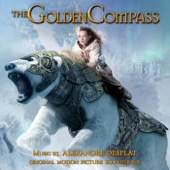 The Golden Compass (Original Motion Picture Soundtrack) cover art